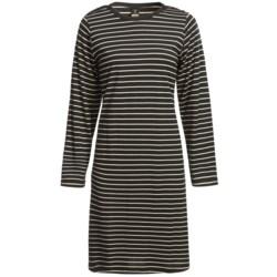 Calida Jette Cotton-MIcromodal® Big Shirt - Long Sleeve (For Women)