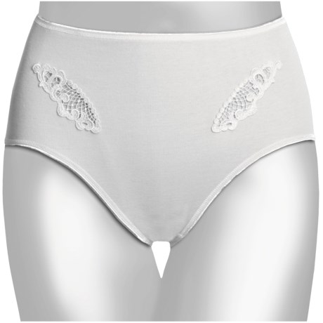 Calida Astrid Cotton Underwear - Midi-Briefs (For Women)