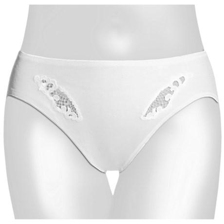 Calida Astrid Cotton Underwear - Mini-Briefs (For Women)