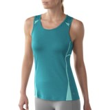 SmartWool Cortina Tech Tank Top - Merino Wool (For Women)