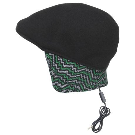 Kangol Aerial7 507 Ear Flap Hat - Wool Blend (For Men and Women)