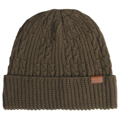Kangol Aran Beanie Hat (For Men and Women)