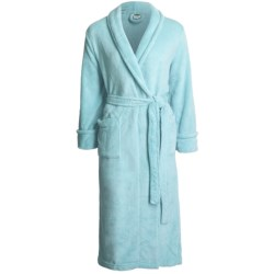 Tie-Front Poly Robe (For Women)