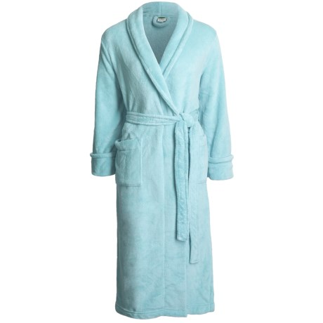 Specially made Tie-Front Poly Robe (For Women)