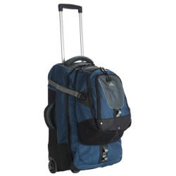 High Sierra Overpass Wheeled Travel Backpack - Removable Daypack, 29""