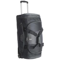 """High Sierra ATGO Cargo Duffel Bag - Wheeled, 30"""""""