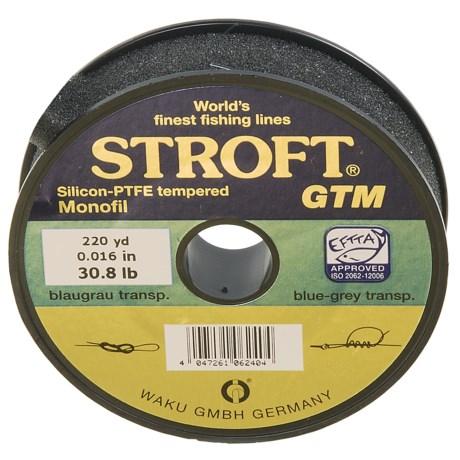 Stroft GTM Tippet - 220 yds.