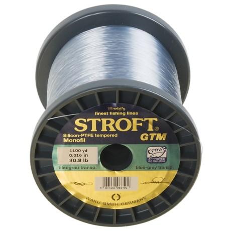 Stroft GTM Fishing Line - 30.8 lb., 1100 yds.