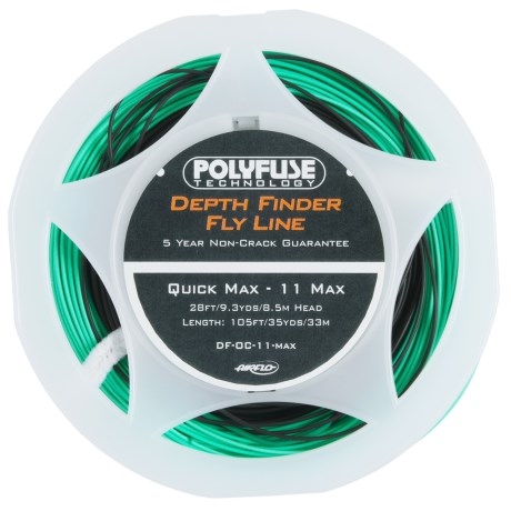 Airflo Depth Finder Quick Max Fly Line