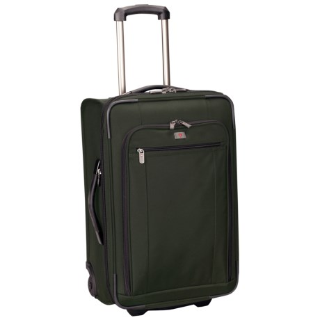 Victorinox Swiss Army Mobilizer® 22 Expandable Upright Wheeled Suitcase