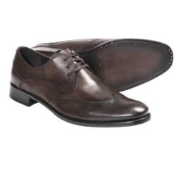 John Varvatos Star USA Dress Wingtip Shoes - Calfskin (For Men)