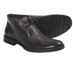 John Varvatos Star USA Driggs Chukka Boots - Hand-Stained Calfskin (For Men)