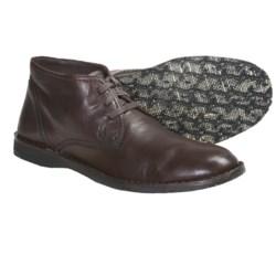 John Varvatos Star USA Hipster Chukka Boots - Goatskin (For Men)
