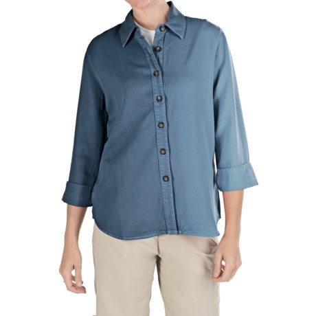 Pulp TENCEL® Shirt - 3/4 Sleeve (For Women)