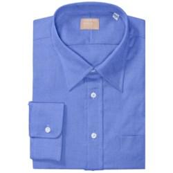 Gitman Brothers Tuxedo Shirt - Long Sleeve (For Big & Tall Men)
