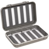 C & F Design 2555 Waterproof Fly Box - 10 Row, Medium