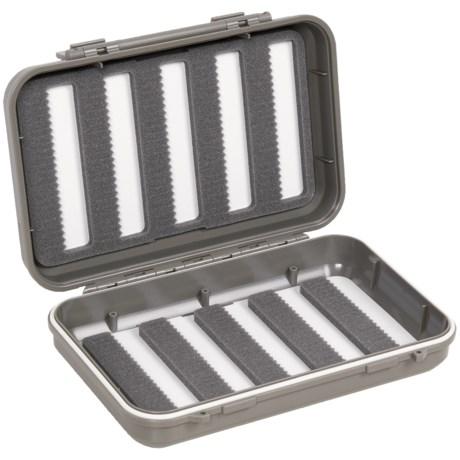C & F Design 2555 Waterproof Fly Box - 10 Row, Medium