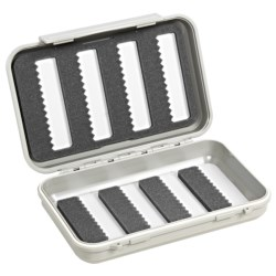 C & F Design 2544 Waterproof Fly Box - 8 Row, Medium