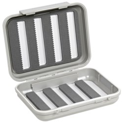 C & F Design 1644 Waterproof Fly Box - 8 Row, Small