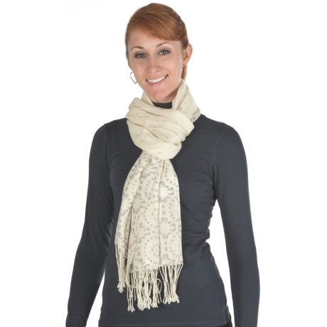 Emu Elliot Heads Scarf - Merino Wool (For Women)