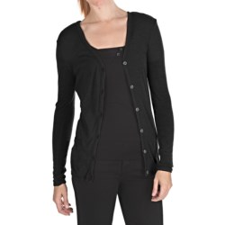 Emu Centerside Cardigan Sweater - Merino Wool, Lightweight (For Women)