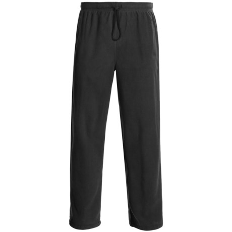 Sahara Club Microfleece Solid Lounge Pants (For Men)