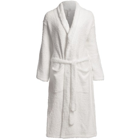 Colorado Clothing Shaggy Chic Wrap Robe - Shawl Collar (For Women)