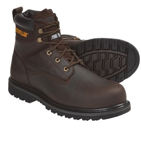 Caterpillar Cat Rangler Work Boots - Steel Toe (For Men)