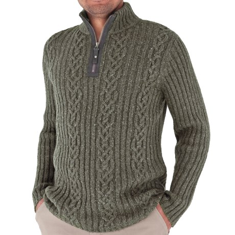 Royal Robbins Scotia Sweater - Zip Neck (For Men)