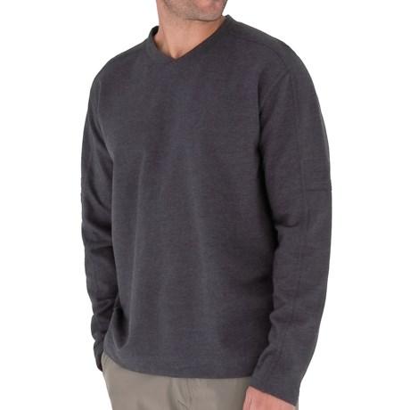 Royal Robbins Sonora V-Neck Shirt - Long Sleeve (For Men)