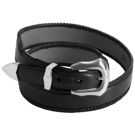 3D Western Leather Belt (For Men)