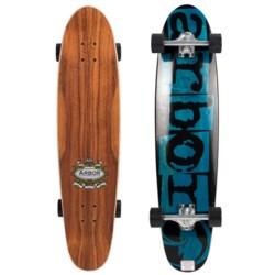 "Arbor Koa Bug Complete Longboard - 8.5x36"""