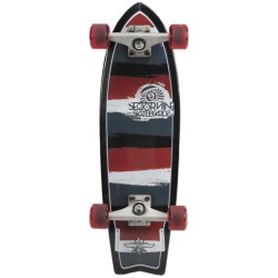 Sector 9 Twin 28 Complete Mini Longboard - 8x27.5""