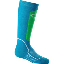 Icebreaker Snow Kids Midweight Socks - Merino Wool, Over the Calf (For Kids)