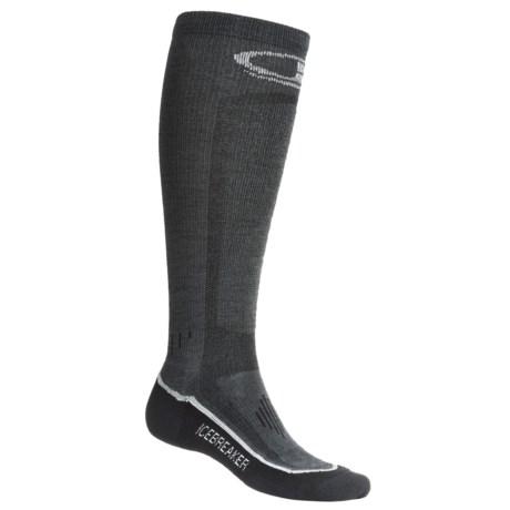 Icebreaker GT Ski Lite Socks - 2-Pack, Merino Wool, Over-the-Calf (For Men)