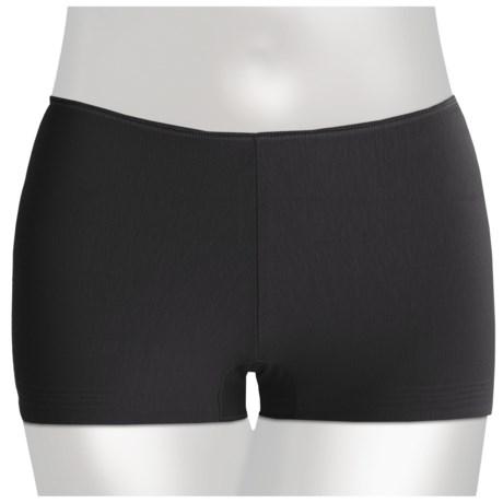TC Intimates Edge Cotton Underwear - Boyshort Briefs (For Women)