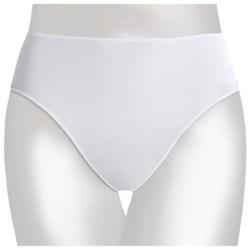 TC Intimates Edge Panties - Hi-Cut Briefs, Microfiber (For Women)