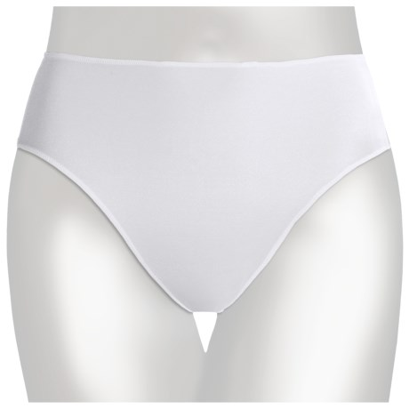 TC Intimates Edge Panties - Hi-Cut Briefs, Microfiber (For Women)