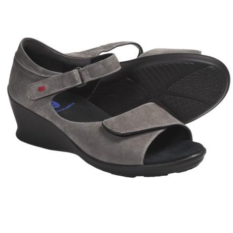 Wolky Ardor Wedge Sandals (For Women)