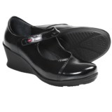 Wolky Hume Wedge Mary Janes (For Women)