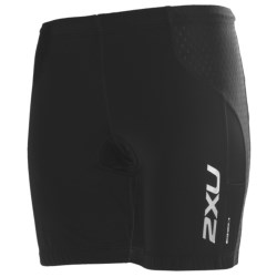 2XU Comp Tri Shorts (For Women)