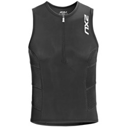 2XU Comp Tri Singlet Top (For Men)
