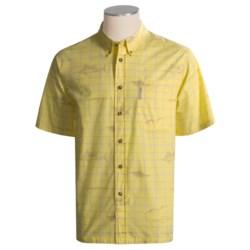 Columbia Sportswear Shirt - Zane Grey Cast 2, Short Sleeve (For Men)