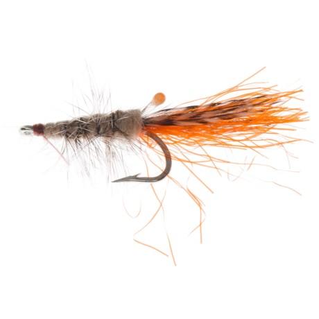 Fly H20 by Umpqua Feather Merchants Super Shrimp Saltwater Fly - Dozen