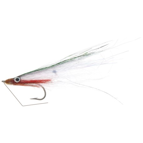 Fly H20 by Umpqua Alf Back Country Minnow Saltwater Fly - Dozen
