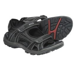 ECCO Coba Sport Sandals - Nubuck (For Men)
