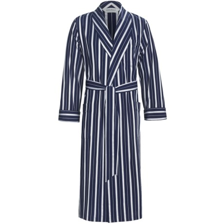 Derek Rose Royal 157 Robe (For Men)