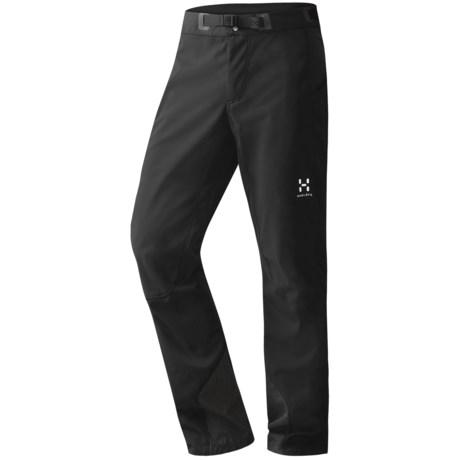 Haglofs Speed Windstopper® Pants - Soft Shell (For Men)