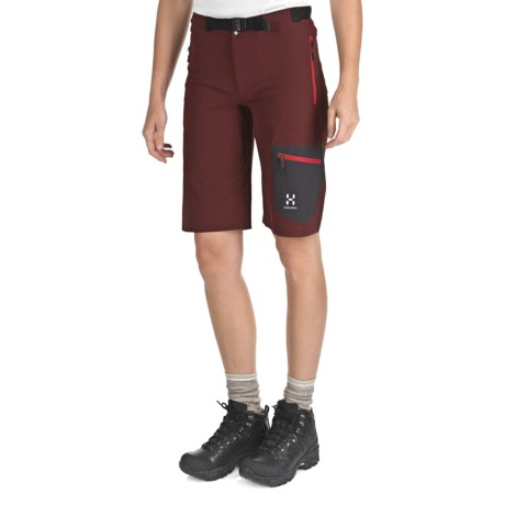 Haglofs Lizard Q Shorts - Soft Shell (For Women)