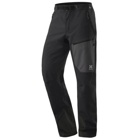 Haglofs Tuff Pants - Soft Shell (For Men)